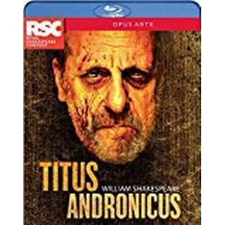 Titus Andronicus [Royal Shakespeare Company] [Opus Arte: OABD7239D] [Blu-ray]